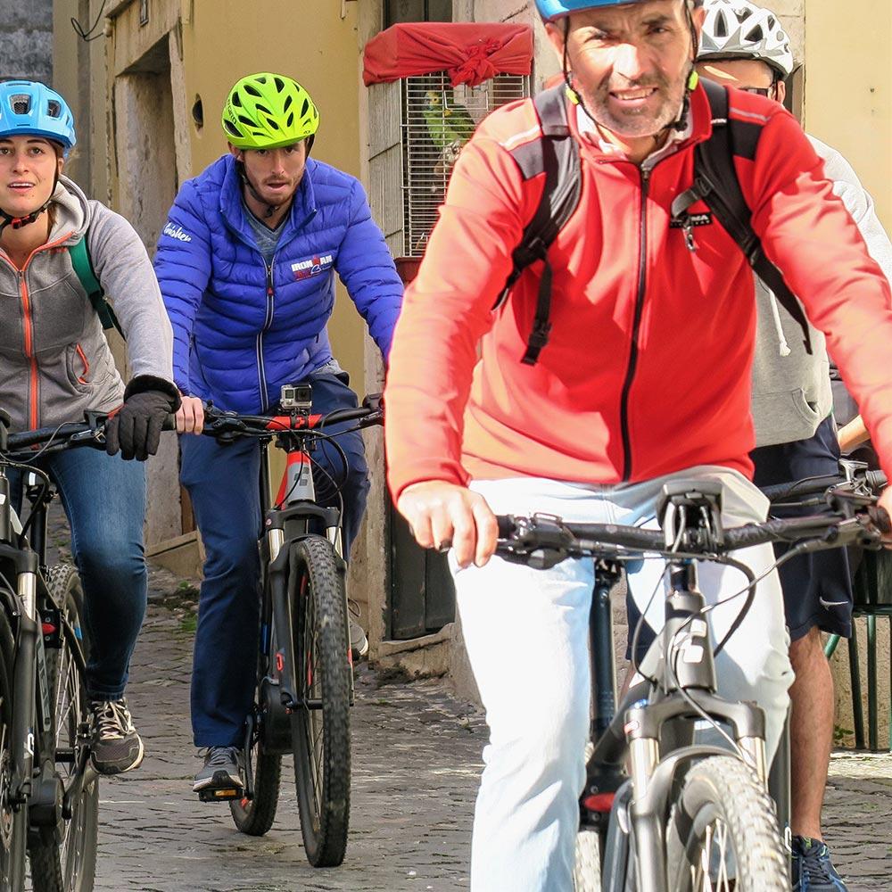 Lisbon e-bike tour