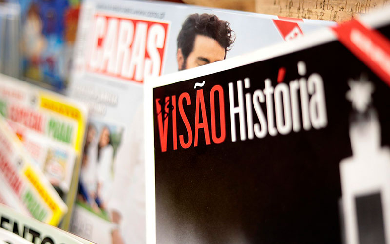 Revista VISAO artigo sobre Cycling Lisbon